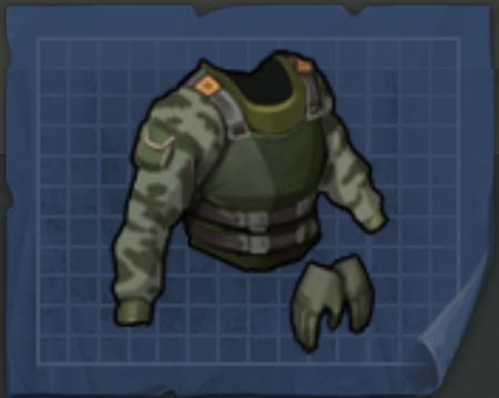 Военный бронижилет
